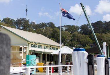 Careel Bay Marina