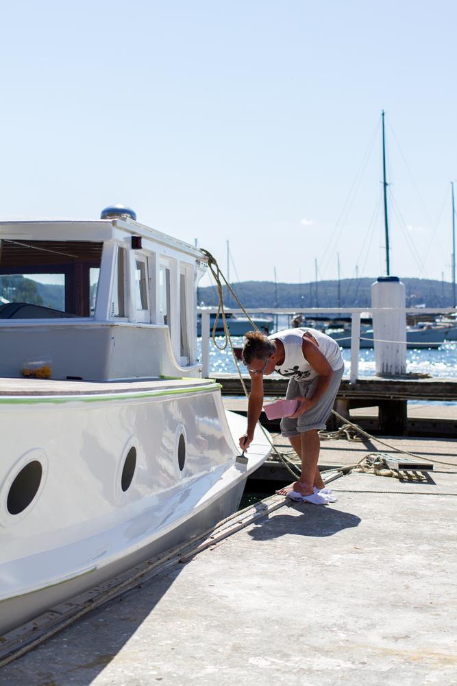 Timber Boat Restoration & Repair | Careel Bay Marina